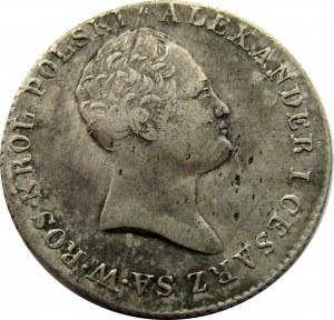 Aleksander I, 2 złote 1816 I.B., Warszawa