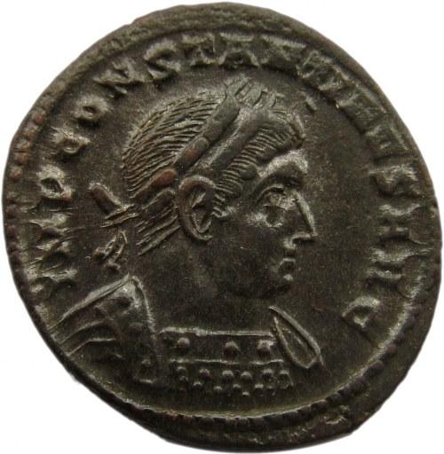 Cesarstwo Rzymskie, Konstantyn I Wielki, folis (313-314), Lungdunum