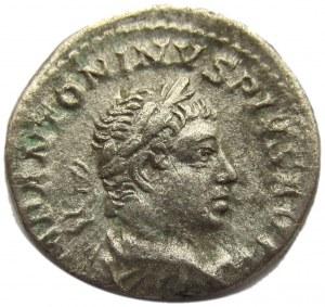 Republika Rzymska, Elagabalus (Heliogabal) (218-222), denar