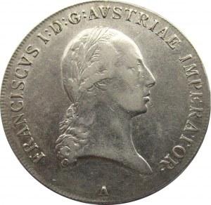 Austria, Franciszek I - talar 1815 A, Wiedeń
