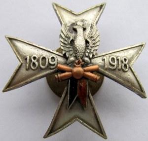 Polska, II RP, Odznaka Dywizjonu Artylerii Konnej (1809-1918)