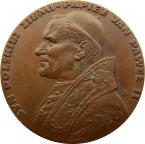 Polska, medal Syn Polskiej Ziemi - papież Jan Paweł II 1978