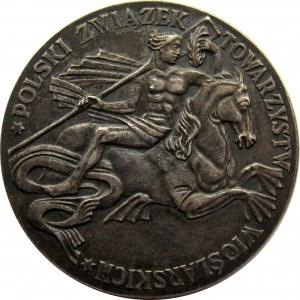 Polska, medal 40 lat PZTW 1959, Regaty międzynarodowe w Bydgoszczy