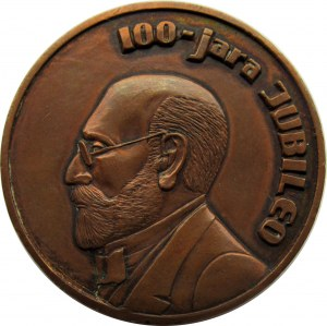 Polska, medal jubileusz 100-lecia powstania Esperanto, brąz