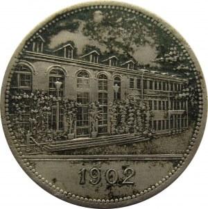 Polska, Szczawno-Zdrój, żeton nr 306, 1902, rzadki!
