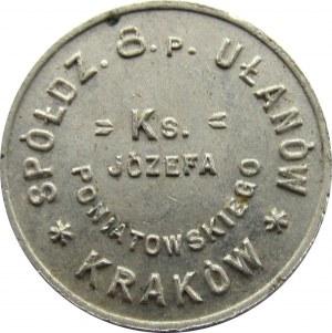 Polska, 8 Pułk Ułanów im. Ks. Poniatowskiego, Kraków, 1 marka