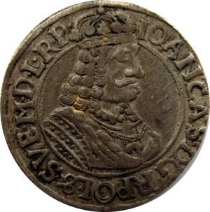 Jan II Kazimierz, ort 1663, Toruń
