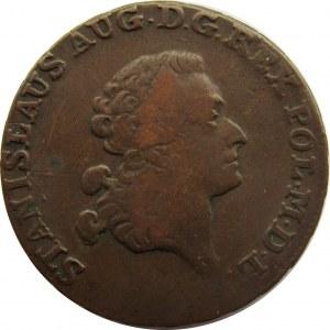 Stanisław A. Poniatowski, trojak 1794 M.V.