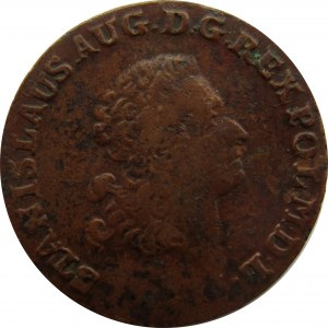 Stanisław A. Poniatowski, trojak 1790 E.B.