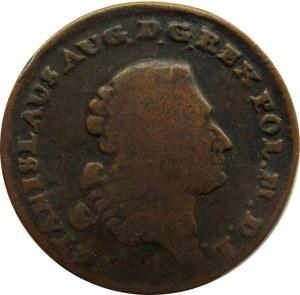 Stanisław A. Poniatowski, trojak 1767 G