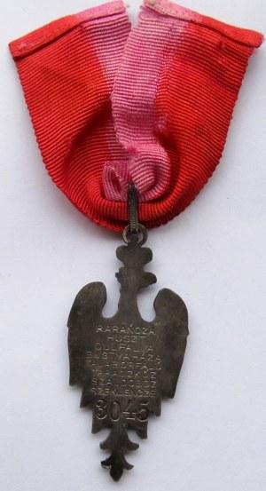 Polska, II RP - Huszt-Rarańcza, wstążka, nr 3045
