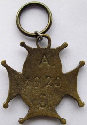 Polska, II RP, Krzyż Armii Ochotniczej 1920, artyleria