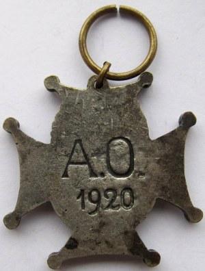 Polska, II RP, Krzyż Armii Ochotniczej 1920, Kawaleria