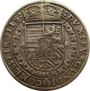 Austria, arcyksiąże Ferdynand (1564-1595), talar bez daty, Hall