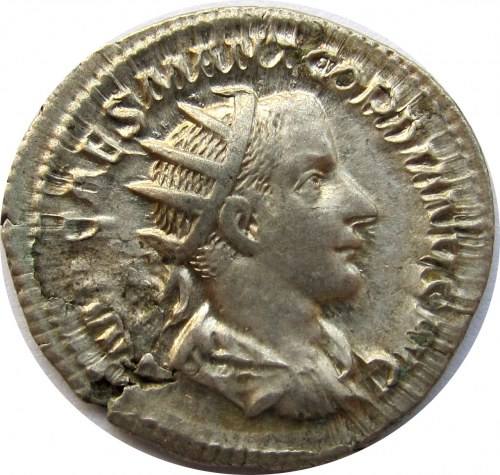 Republika Rzymska, Gordian III (238-244), antonianin