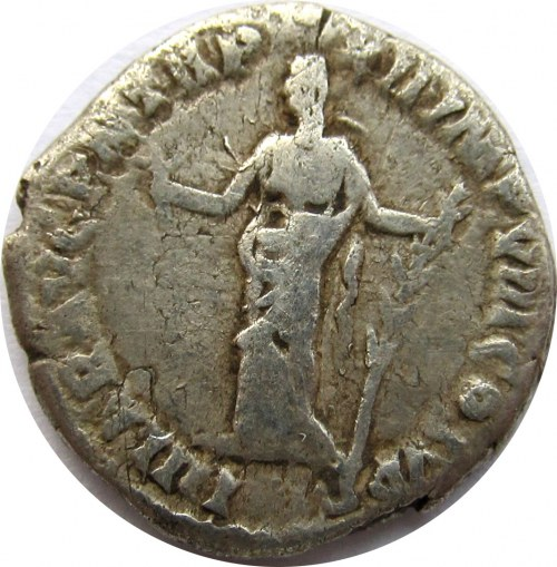 Republika Rzymska, Commodus (180-192), denar 181 r n.e.