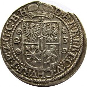 Niemcy, Prusy, Jerzy Wilhelm, ort 1623