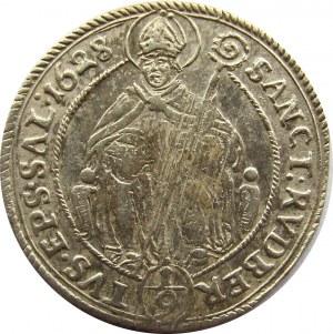 Austria, Salzburg, 1/9 talara 1628