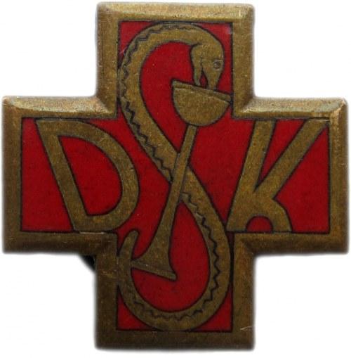 Polska, PSZnZ, Batalion Sanitarny III DSK, specjalna służb sanitarnych, odznaka Rzadka