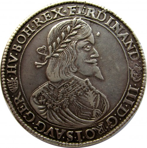 Austria, Ferdynand III, talar 1646 K B, Kremnica