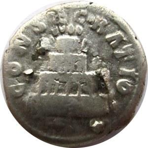 Republika Rzymska, Antoniusz Pius (138-161), denar 161 r