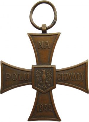 Polska, II RP, Krzyż Walecznych 1944, L6, wstążka