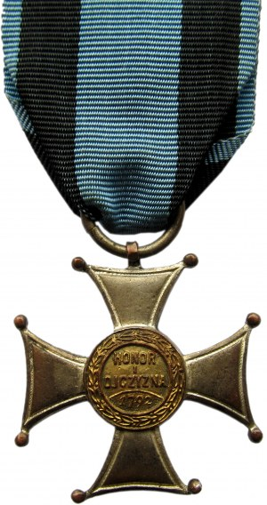Polska, Order Virtuti Militari, wykonanie grawerskie, Warszawa