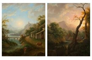 Antoni Lange, Świt i Zmierzch, 1837