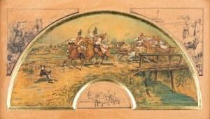 Juliusz Kossak, Wesele krakowskie, 1890