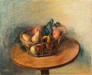 Henryk Hayden, Martwa natura z owocami, 1939