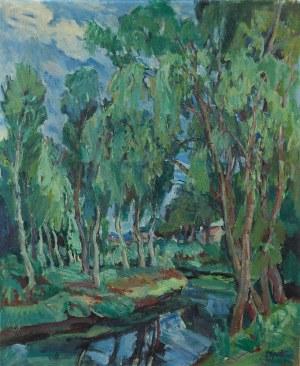 Henryk Epstein, Brzeg rzeki