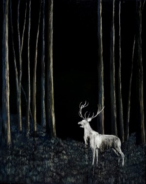 Kacper Piskorowski - Forest spirit, 2018
