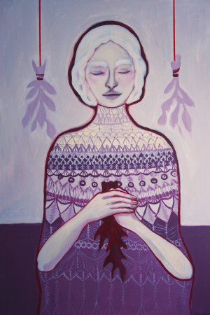Daria Ostrowska, Zioła na zranione serce, 2018