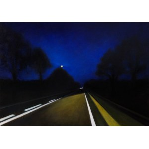 Iwona Wojewoda-Jedynak, Road, 2014-1017