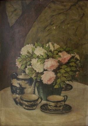 Jan Brzozowski(XX w.), Kwiaty (1935)