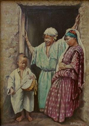 J. Hofmann(XX w.), Typy Algieru (1946)
