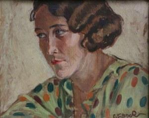 Eliasz Kanarek (1902-1969), Portret kobiety