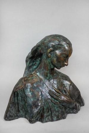 *Xawery Dunikowski (1875 Kraków - 1964 Warszawa) - Madonna 1910-1911