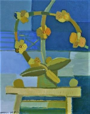 Łukasz Breitenbach, To nie jest kwiat, 2018