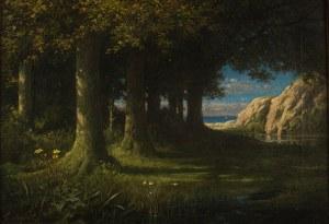 Friedrich Karl Steinhardt (1844-1894) - Pejzaż