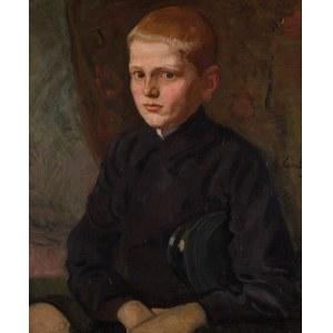 Stanisław Lentz (1861 Warszawa - 1920 tamże), Gimnazjalista