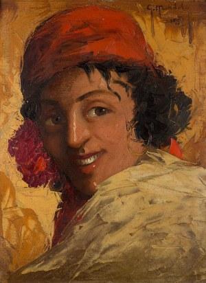 Grzegorz Mendoly-Stefanoff (1898 – 1966), Cyganka