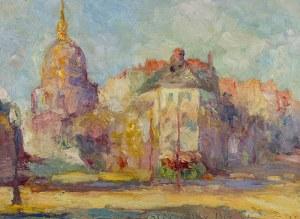 Włodzimierz Terlikowski (1873 Poraj k. Łodzi - 1951 Paryż), Kościół Inwalidów w Paryżu