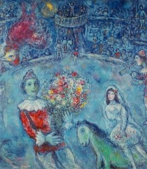 Marc Chagall (1887-1985) - Czerwony kogut