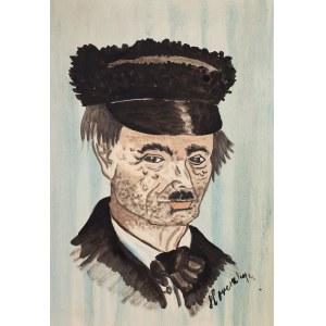 Jan Horeszko (I poł. XX w.) - Portret Nikifora