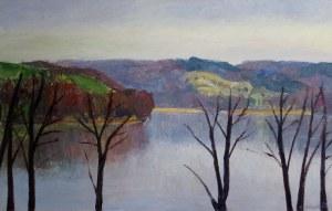 Łukasz Zedlewski Jezioro Wulpińskie