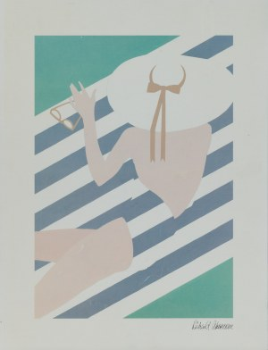 Richard Akerman (1942 - 2005), Sunbathing