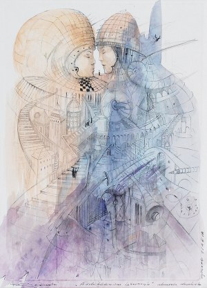 Tomasz SĘTOWSKI (ur. 1961), Architektoniczna hibernacja