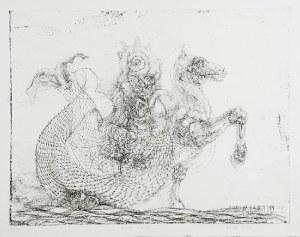Kacper BOŻEK (ur. 1974), Dziwo Morskie, 2000