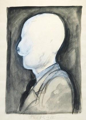 Franciszek STAROWIEYSKI (1930-2009), Głowa, 1975